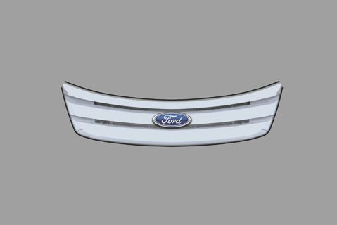Ford Fusion Grill Decal