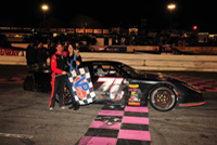 Kyle Benjamin 2012 New Smyrna Speedway World Series of Asphalt Super Late Model Champion