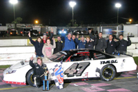 Dakota Stroup 2012 New Smyrna Speedway World Series of Asphalt Pro Late Model Champion