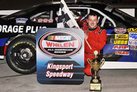 Daniel Pope Wins Kingsport