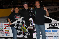 Ronnie Bassett, Jr Wins Hickory UARA