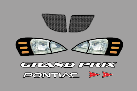 Pontiac Grand Prix Dirt ID Kit