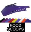 Hood Scoops